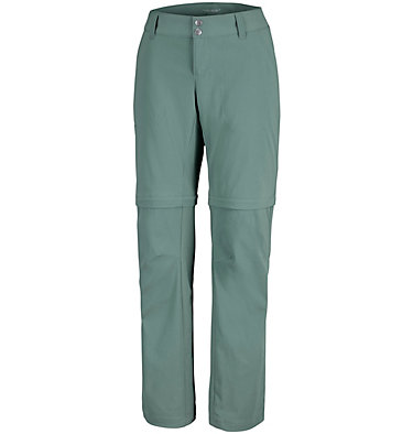 Saturday Trail™ II Zip-Hose mit Stretch für Damen Saturday Trail™ II Convertible | 337 | 12, Pond, front