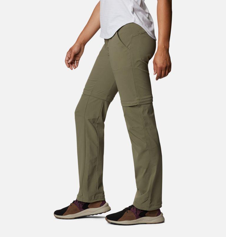Saturday Trail™ II Convertible Pant | 397 | 8 Women's Saturday Trail™ II Stretch Convertible Pants, Stone Green, a1