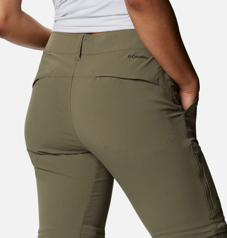 Saturday Trail™ II Convertible Pant | 397 | 12 Women's Saturday Trail™ II Stretch Convertible Pants, Stone Green, a3