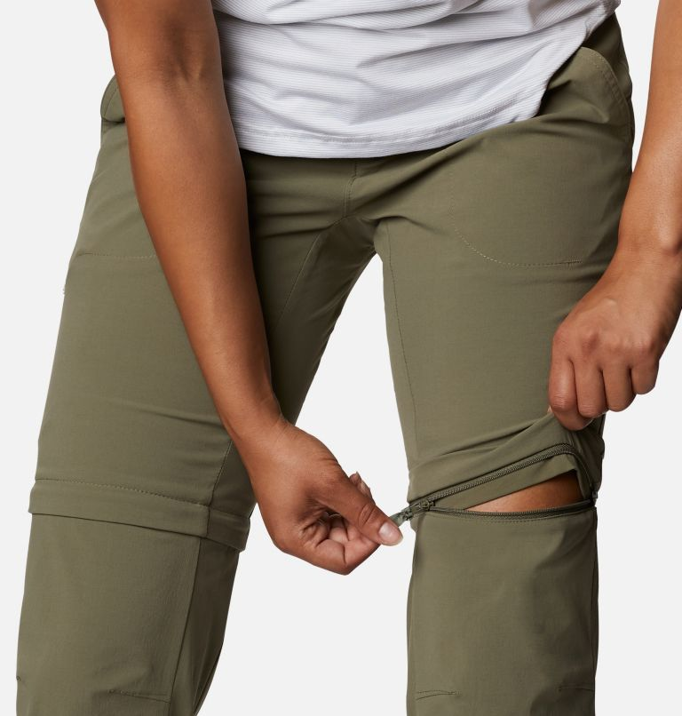 Saturday Trail™ II Convertible Pant | 397 | 12 Women's Saturday Trail™ II Stretch Convertible Pants, Stone Green, a6