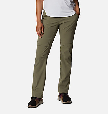 Pantalon convertible Saturday Trail™ II pour femme Saturday Trail™ II Convertible Pant | 023 | 10, Stone Green, front