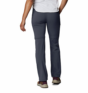 Saturday Trail™ II Zip-Hose mit Stretch für Damen Saturday Trail™ II Convertible | 337 | 12, India Ink, back