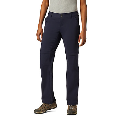 Women's Saturday Trail™ II Stretch Convertible Pants Saturday Trail™ II Convertible Pant | 023 | 10, Dark Nocturnal, front