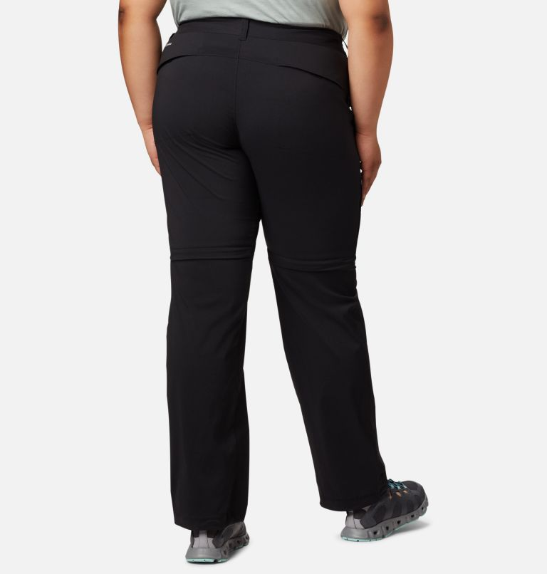 Women's Saturday Trail™ II Convertible Pants - Plus Size Women's Saturday Trail™ II Convertible Pants - Plus Size, back
