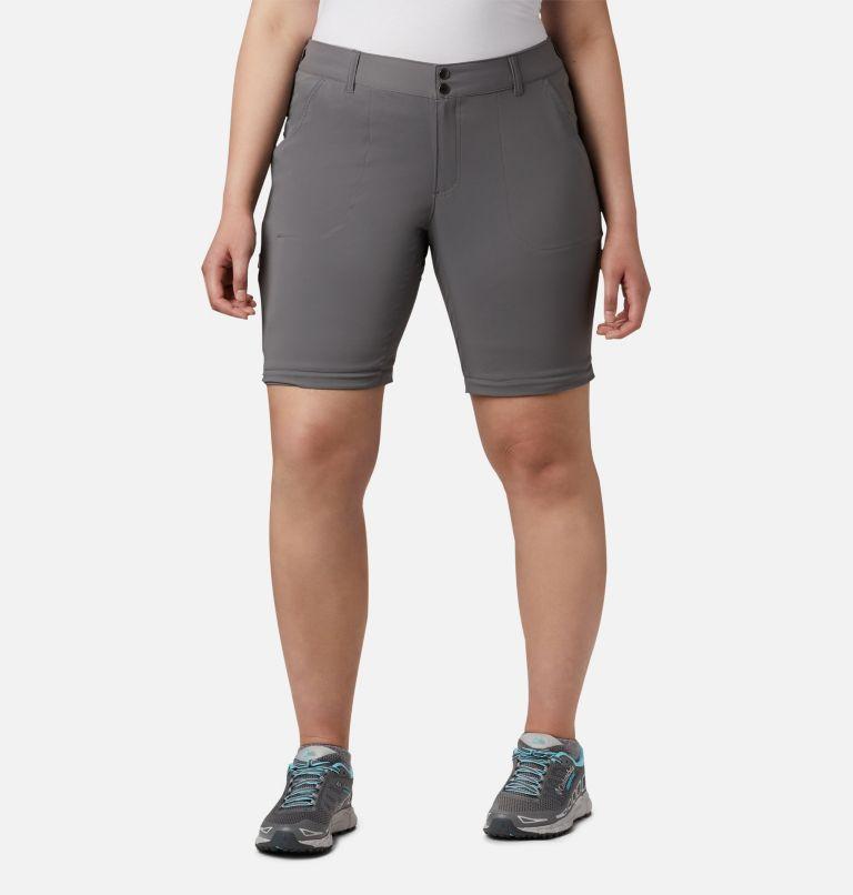 Saturday Trail™ II Convertible Pant | 023 | 20W Women's Saturday Trail™ II Convertible Pants - Plus Size, City Grey, a2