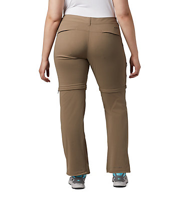 Pantalon convertible Saturday Trail™ II pour femme – Grandes tailles Saturday Trail™ II Convertible Pant | 397 | 16W, Truffle, back