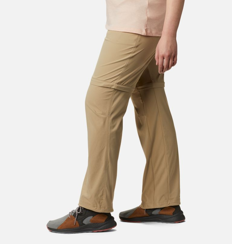 Saturday Trail™ II Convertible Pant | 265 | 20W Women's Saturday Trail™ II Convertible Pants - Plus Size, British Tan, a1