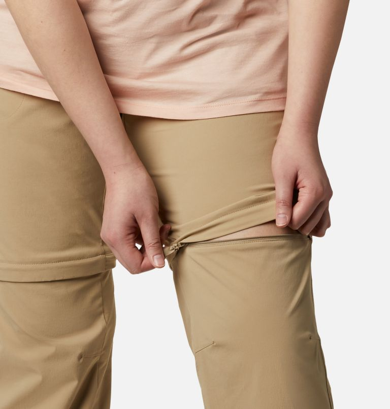 Saturday Trail™ II Convertible Pant | 265 | 20W Women's Saturday Trail™ II Convertible Pants - Plus Size, British Tan, a6
