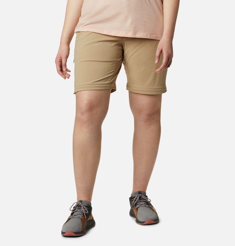 Saturday Trail™ II Convertible Pant   265   24W Women's Saturday Trail™ II Convertible Pants - Plus Size, British Tan, a7
