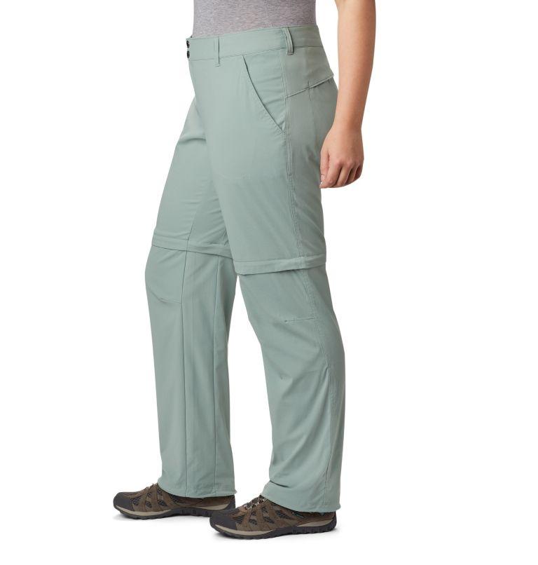 Saturday Trail™ II Convertible Pant | 305 | 18W Women's Saturday Trail™ II Convertible Pants - Plus Size, Light Lichen, a1