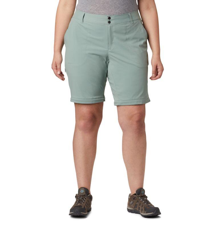 Saturday Trail™ II Convertible Pant | 305 | 18W Women's Saturday Trail™ II Convertible Pants - Plus Size, Light Lichen, a6