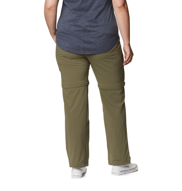 Women's Saturday Trail™ II Convertible Pants - Plus Size Women's Saturday Trail™ II Convertible Pants - Plus Size, back