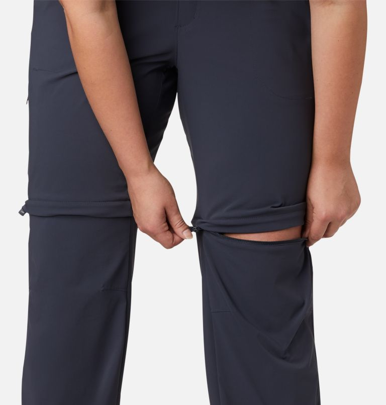 Saturday Trail™ II Convertible Pant | 419 | 24W Women's Saturday Trail™ II Convertible Pants - Plus Size, India Ink, a5