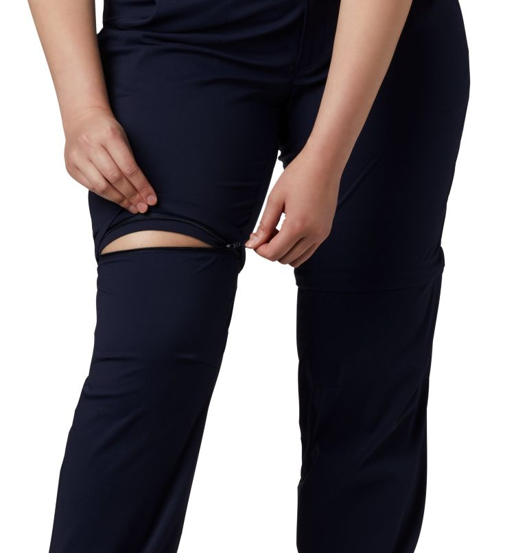 Saturday Trail™ II Convertible Pant | 472 | 20W Women's Saturday Trail™ II Convertible Pants - Plus Size, Dark Nocturnal, a1