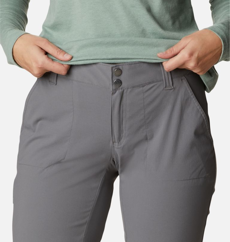 Saturday Trail™ Pant | 023 | 6 Women's Saturday Trail™ Stretch Pants, City Grey, a2