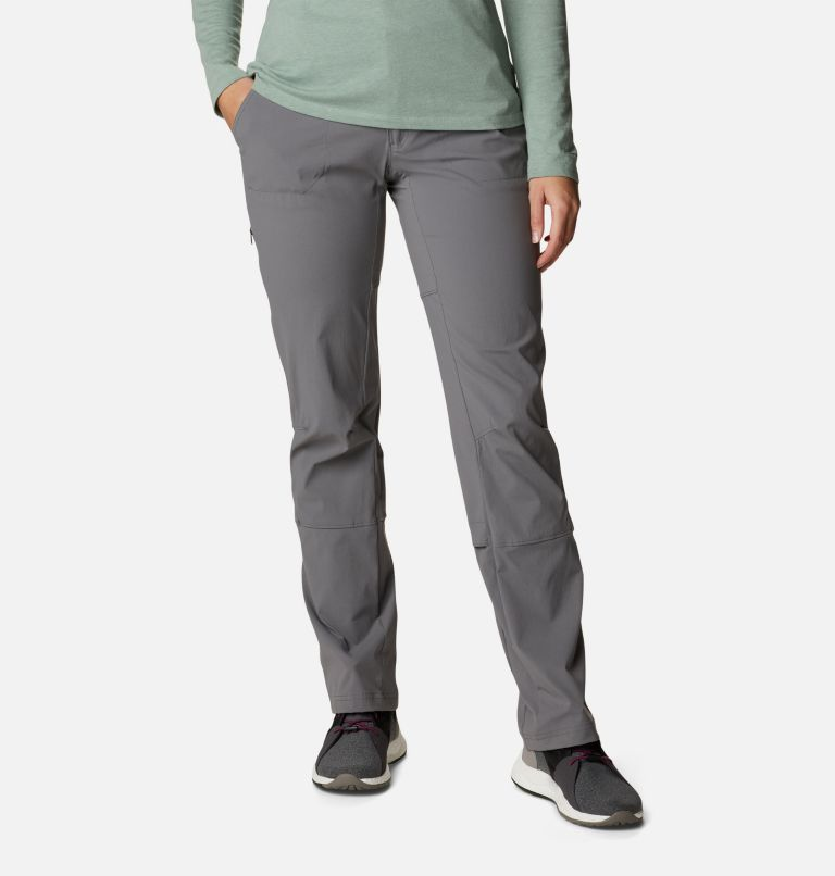 Saturday Trail™ Pant | 023 | 14 Women's Saturday Trail™ Stretch Pants, City Grey, front