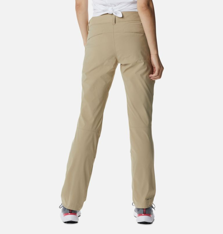 Saturday Trail™ Pant | 265 | 6 Women's Saturday Trail™ Stretch Pants, British Tan, back
