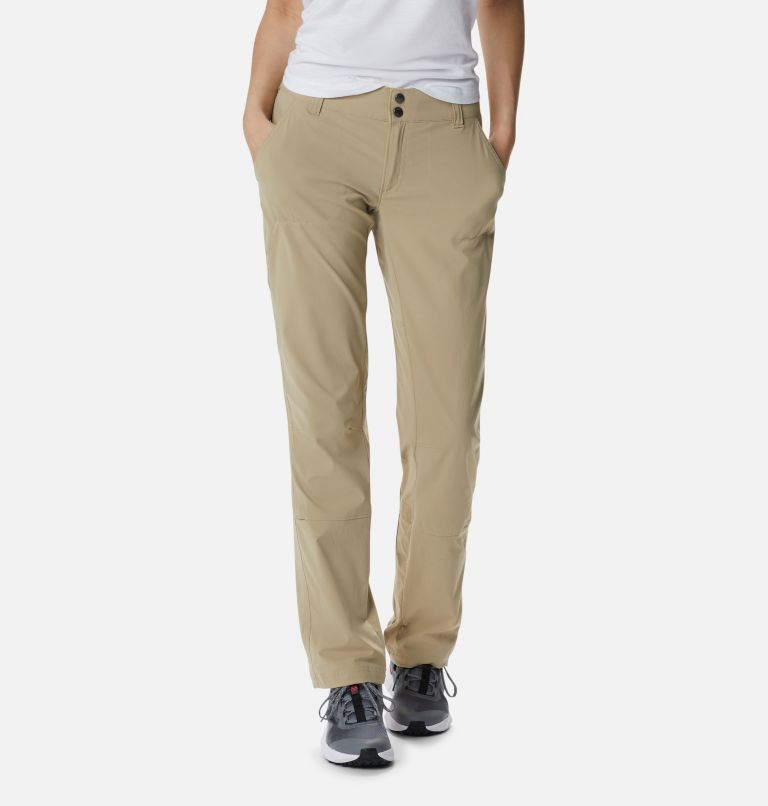 Saturday Trail™ Pant | 265 | 6 Women's Saturday Trail™ Stretch Pants, British Tan, front