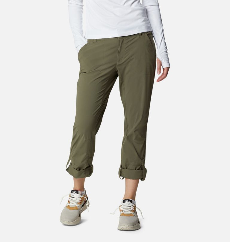 Saturday Trail™ Pant | 397 | 16 Women's Saturday Trail™ Stretch Pants, Stone Green, a5