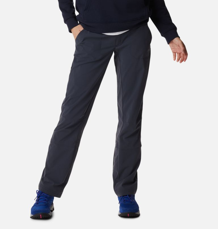Saturday Trail™ Pant   419   8 Women's Saturday Trail™ Stretch Pants, India Ink, front