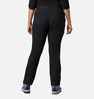 Women's Saturday Trail™ Stretch Pants - Plus Size Saturday Trail™ Pant | 397 | 16W, Black, back