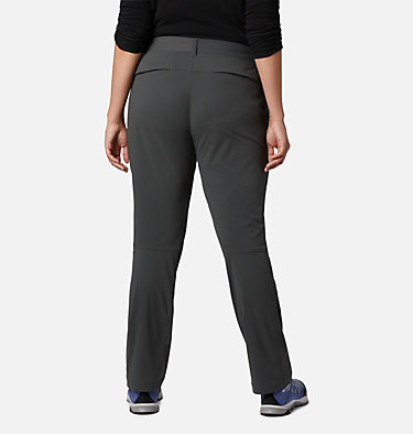 Women's Saturday Trail™ Stretch Pants - Plus Size Saturday Trail™ Pant | 397 | 16W, Grill, back