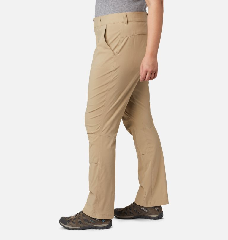 Saturday Trail™ Pant | 265 | 18W Women's Saturday Trail™ Stretch Pants - Plus Size, British Tan, a1