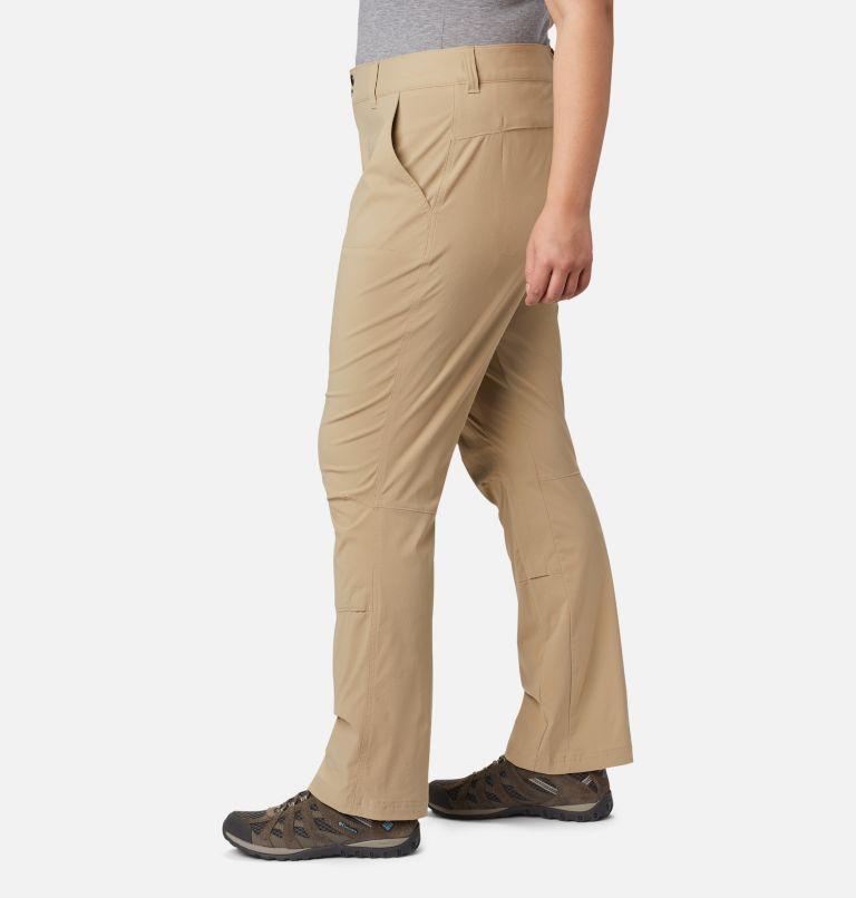 Saturday Trail™ Pant | 265 | 22W Women's Saturday Trail™ Stretch Pants - Plus Size, British Tan, a1
