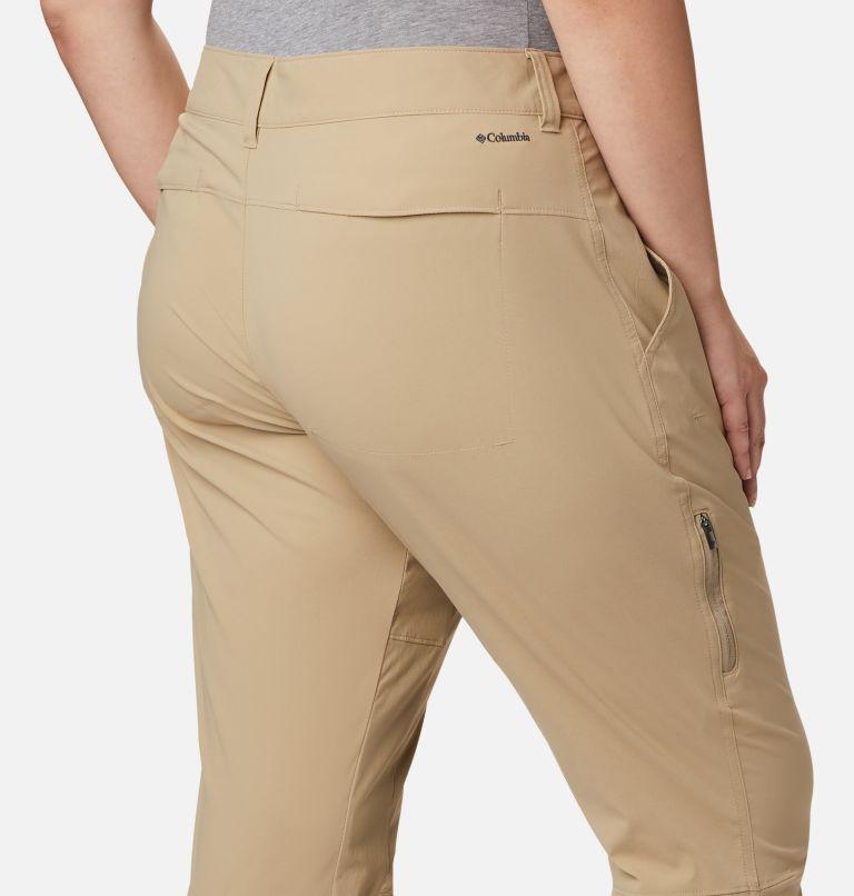 Saturday Trail™ Pant | 265 | 24W Women's Saturday Trail™ Stretch Pants - Plus Size, British Tan, a3