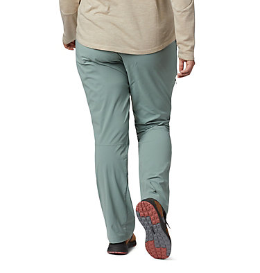 Women's Saturday Trail™ Stretch Pants - Plus Size Saturday Trail™ Pant | 305 | 20W, Light Lichen, back