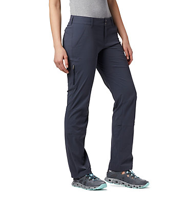 Women's Saturday Trail™ Stretch Pants - Plus Size Saturday Trail™ Pant | 397 | 16W, India Ink, front