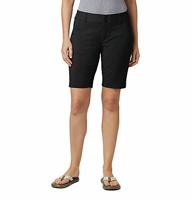 Shorts long Saturday Trail™ Femme Saturday Trail™ Long Short | 010 | 10, Black, front