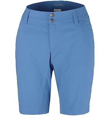 Women's Saturday Trail™ Long Shorts Saturday Trail™ Long Short | 010 | 10, Blue Dusk, front