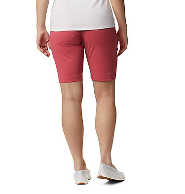 Shorts long Saturday Trail™ Femme Saturday Trail™ Long Short | 010 | 10, Rouge Pink, back