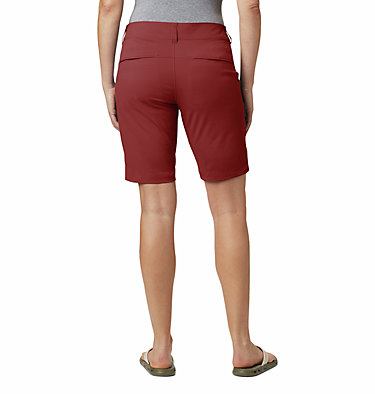 Short long Saturday Trail™ pour femme Saturday Trail™ Long Short | 010 | 10, Dusty Crimson, back