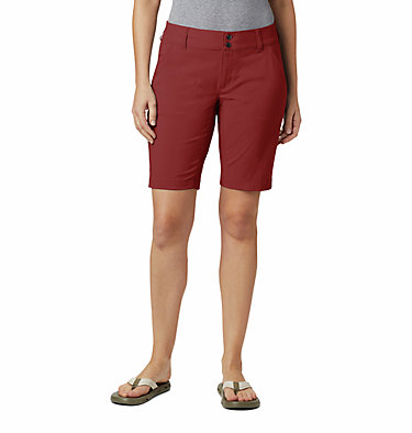 Short long Saturday Trail™ pour femme Saturday Trail™ Long Short | 010 | 10, Dusty Crimson, front