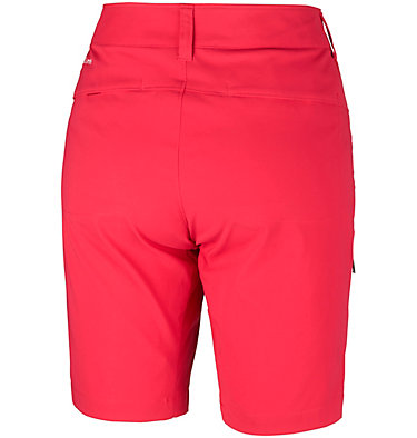 Women's Saturday Trail™ Long Shorts Saturday Trail™ Long Short | 010 | 10, Red Camellia, back