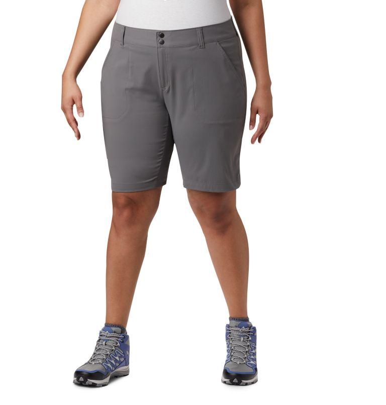 Women's Saturday Trail™ Long Shorts - Plus Size Women's Saturday Trail™ Long Shorts - Plus Size, front