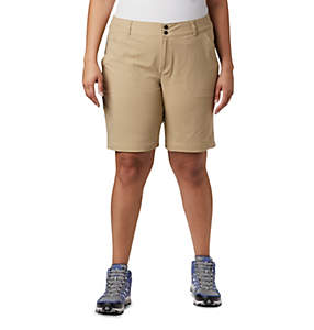 Women's Saturday Trail™ Long Shorts - Plus Size