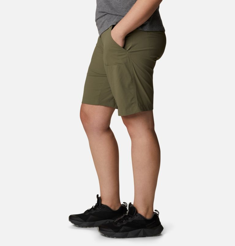 Women's Saturday Trail™ Long Shorts - Plus Size Women's Saturday Trail™ Long Shorts - Plus Size, a1