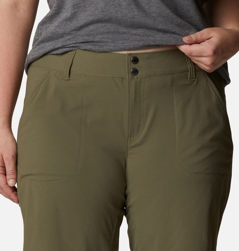 Women's Saturday Trail™ Long Shorts - Plus Size Women's Saturday Trail™ Long Shorts - Plus Size, a2