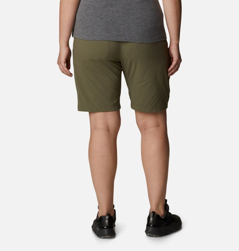 Women's Saturday Trail™ Long Shorts - Plus Size Women's Saturday Trail™ Long Shorts - Plus Size, back
