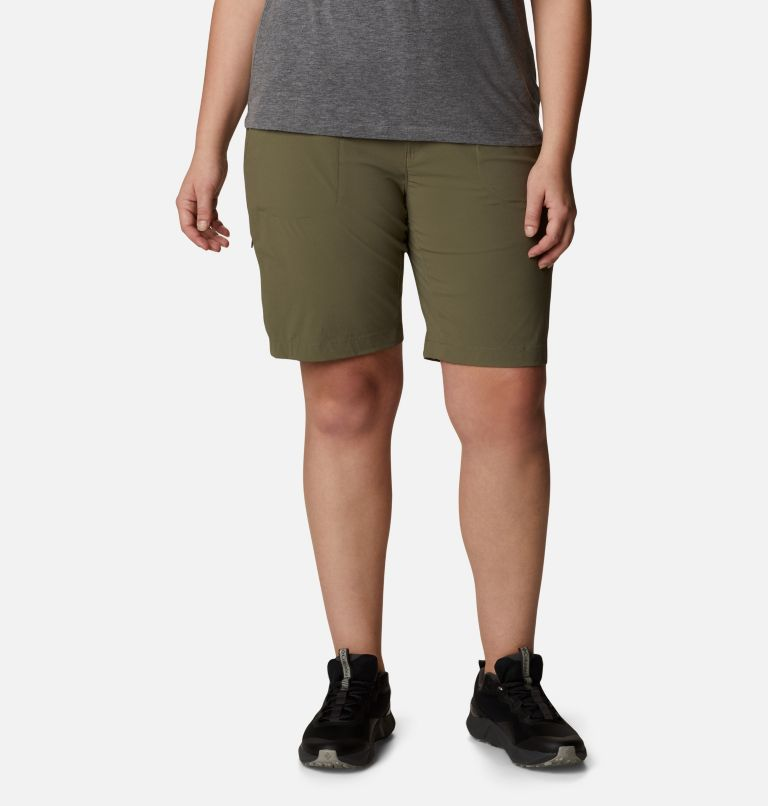 Women's Saturday Trail™ Long Shorts - Plus Size Women's Saturday Trail™ Long Shorts - Plus Size, front