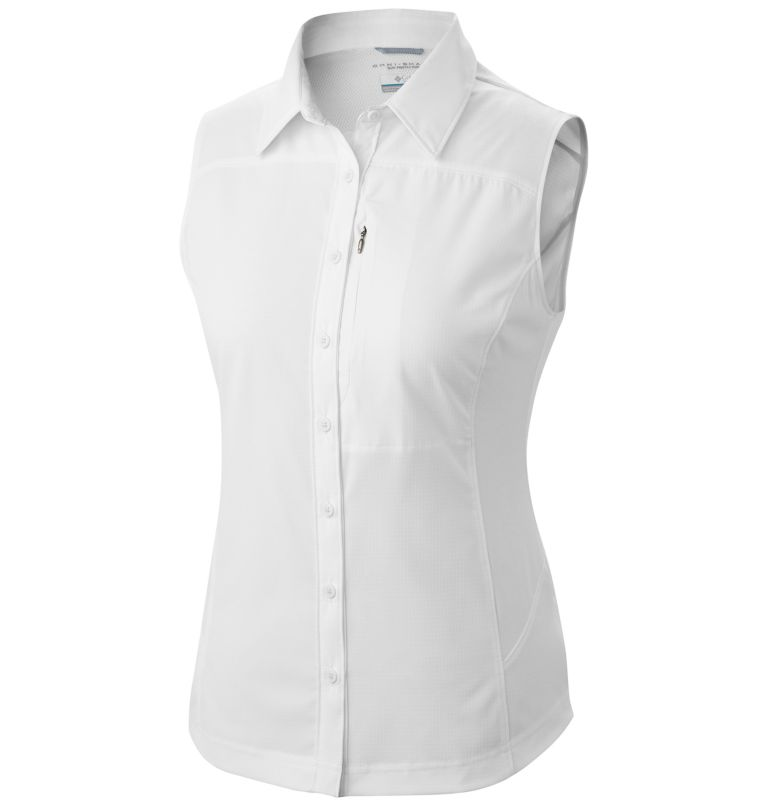 Women's Silver Ridge™ II Sleeveless Shirt Women's Silver Ridge™ II Sleeveless Shirt, front