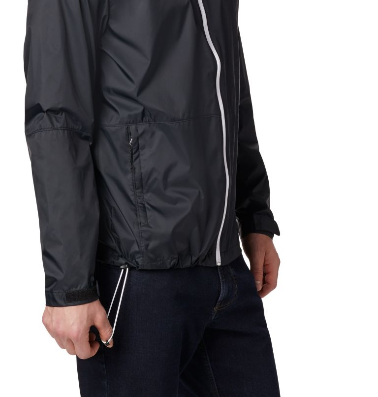Roan Mountain™ Jacket | 010 | S Men's Roan Mountain™ Jacket, Black, White, a1