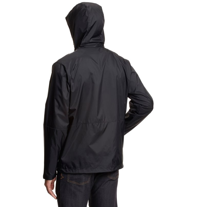Roan Mountain™ Jacket | 010 | S Men's Roan Mountain™ Jacket, Black, White, a2