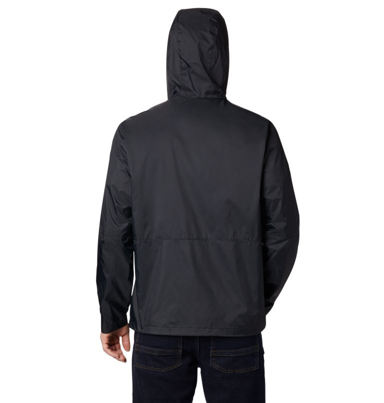 Roan Mountain™ Jacket | 010 | S Men's Roan Mountain™ Jacket, Black, White, back