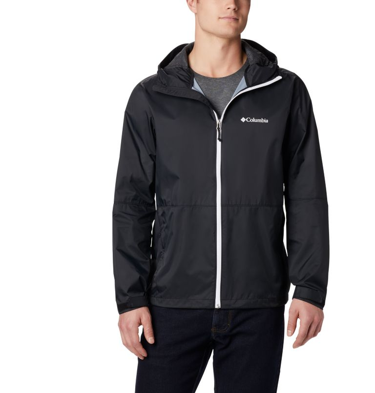 Roan Mountain™ Jacket | 010 | S Men's Roan Mountain™ Jacket, Black, White, front
