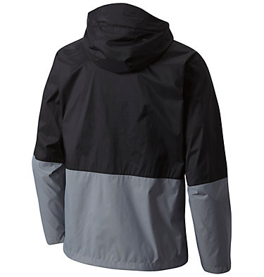Men's Roan Mountain™ Jacket Roan Mountain™ Jacket | 010 | S, Black, Grey Ash, back