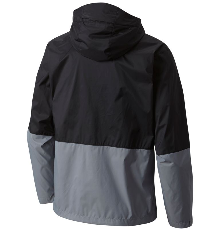 Roan Mountain™ Jacket | 014 | M Men's Roan Mountain™ Jacket, Black, Grey Ash, back